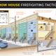 Row firefighting tactics